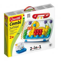 Quercetti Combi Junior 2in1 tabuľa