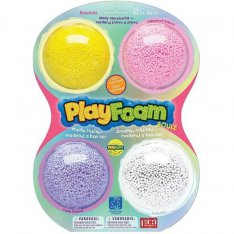 PlayFoam Boule 4pack G/B