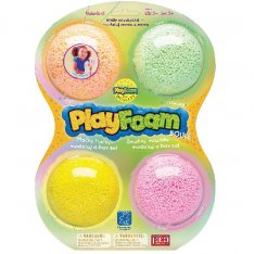 PlayFoam Boule 4pack trblietavé
