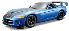 Bburago Dodge Viper SRT 10 ACR, metal kit