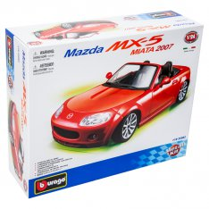Bburago Mazda MX-5 Miata (2007), metal kit