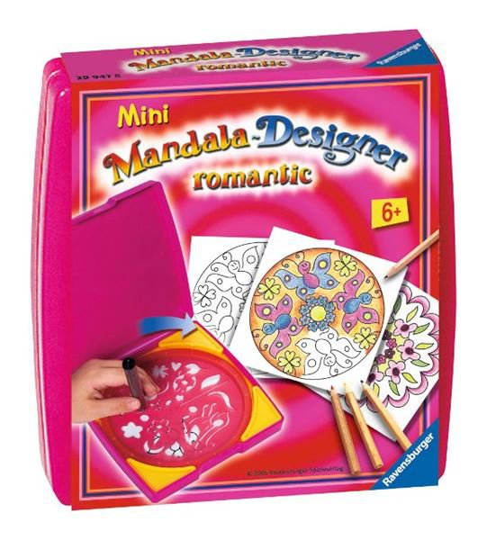 Ravensburger Mini Mandala romantik