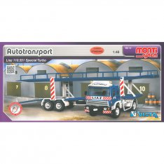 Autotransport Liaz 110.551 Special turbo