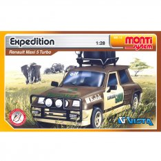 Expedition Renault Maxi 6 Turbo