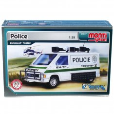 Police Renault Trafic