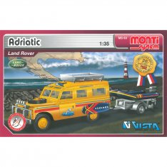 Adriatic Land Rover