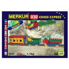 Merkur 030 CROSS expres, 310 ks, 10 modelov
