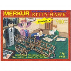Merkur Kitty Hawk, 900 ks, 100 modelov