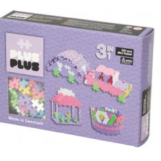 Plus-Plus Mini 220 Pastel, 3in1