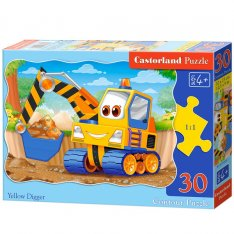 Castorland Puzzle Bager, 30 dielikov