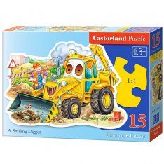 Castorland Puzzle Bager, 15 dielikov