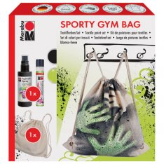 "Marabu Fashion-Spray Creative-Set ""SPORTY GYM BAG"""