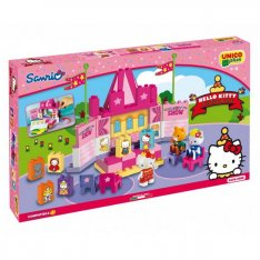 Unico stavebnica Hello Kitty - Fun Park Divadlo, 55 ks
