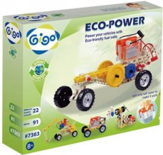 Gigo stavebnica ECO Power