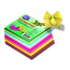 Folia Origami papier Mix, 100 ks