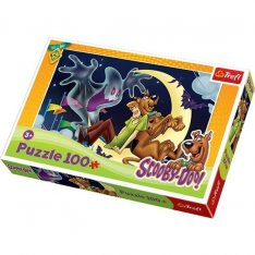 Trefl 100 - Scooby Doo & Shaggy Cheerful Ghost