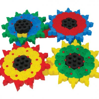 Morhpun Advanced Crocodile & Gear Wheels Set 270