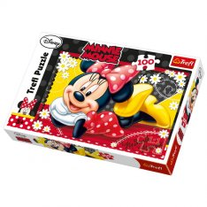 Trefl 100 - Minnie Mouse