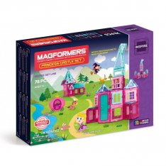 Magformers Princess Castle 78
