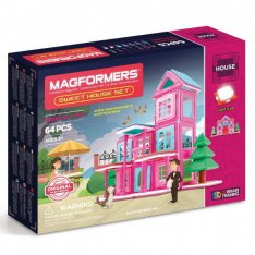 Magformers Sweet House - 64