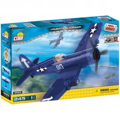 Lietadla WW2 5523 Vought F4U Corsair, 245k+1f