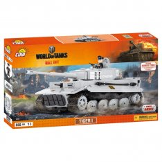 World of Tanks 3000 Tiger I, 555k+1f