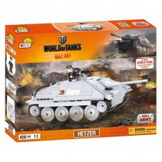 World of Tanks 3001 Hetzer 420k+1f