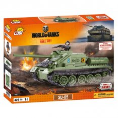 World of Tanks 3003 SU 85, 425k+1f