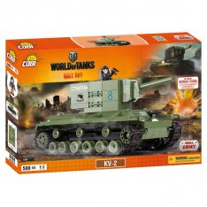 World of Tanks 3004  KV-2, 500k+1f