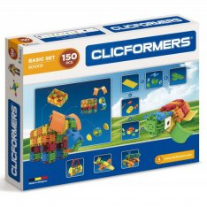 Clicformers 150, basic set