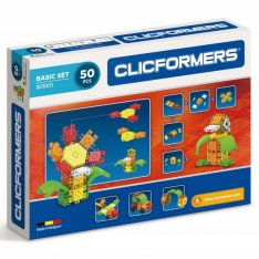 Clicformers 50, basic set