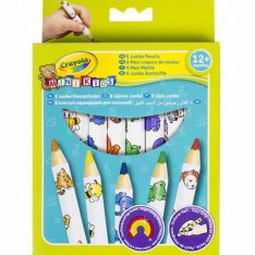 Crayola Mini Kids - Pastelky, 8 ks