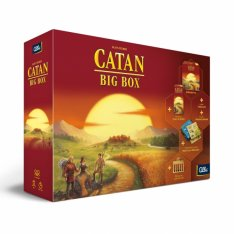 Osadníci z Katanu - Catan Big Box