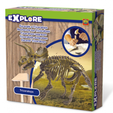 SES Creative Kostra Triceratops