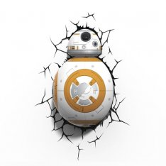 3D svetlo - Star Wars Episode 7 BB-8