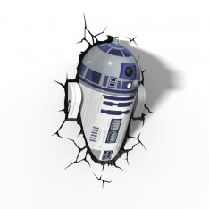 3D svetlo - Star Wars Episode 7 R2-D2