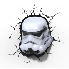 3D svetlo - Star Wars Episode 7 Storm Trooper