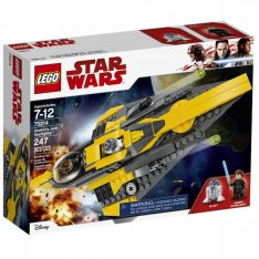 Lego Star Wars 75214 Anakinov Jedi Starfighter