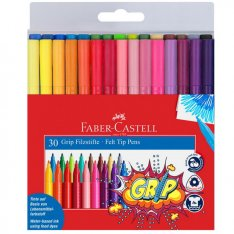 Faber Castell Fixky GRIP, 30 ks