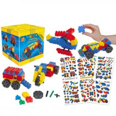 Morphun 7 Vehicles Construction Set