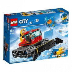 Lego City 60222 Ratrak, 197 ks