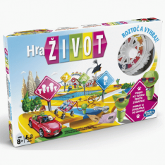 Hasbro Game of Life CZ/SK