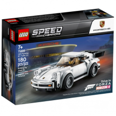 Lego Speed Champions 75895 1974 Porsche 911 Turbo 3.0, 180 ks