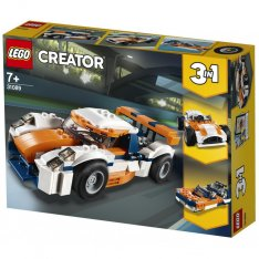 Lego Creator 31089 Závodný model Sunset 3v1, 221 ks