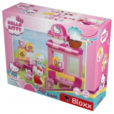 PlayBIG Bloxx Hello Kitty Kaviareň, 45 ks