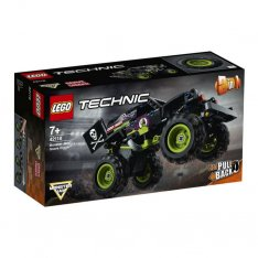 Lego Technic 42118 Monster Jam® Grave Digger®, 212 ks
