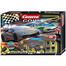 Carrera Autodráha GO 62527 - Catch me