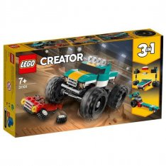 Lego Creator 31101 Monster Truck 3v1, 163 ks